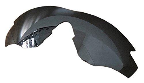 MZM Polarisierte Ersatzgläser für Oakley M2 Frame (wählen Sie die Farbe) (Black Iridium)