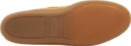 Minnetonka Pile Lined Hardsole, Pantofole Donna Beige (TanTan)
