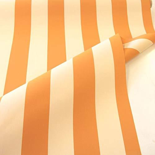 TOLKO Sonnenschutz Markisen-Stoffe als Meterware Zum Nähen mit UV-Schutz 50+ | Wasserdicht, Extra Langlebig - Ohne Ausbleichen (Ocker/Beige)