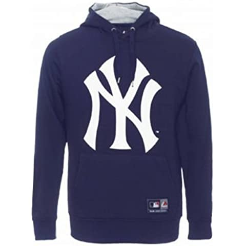 Stemma ufficiale New York Yankees, da Majestic-Felpa