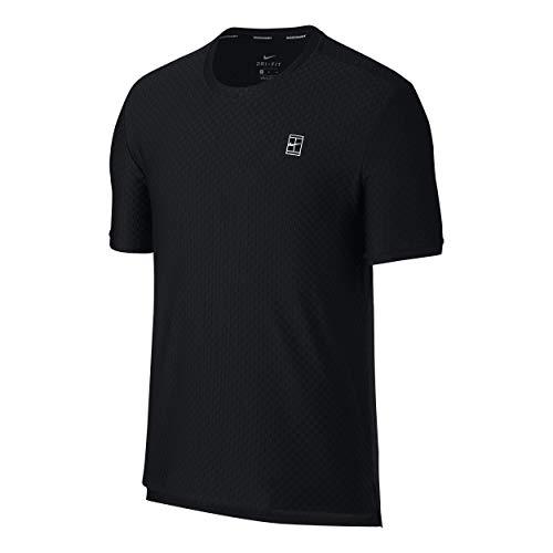 Nike Haut Manches Courtes Court Checkered BL XXL