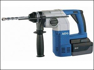 AEG 4935396405 BBH 24-3,0 Ah Akku-Bohrhammer