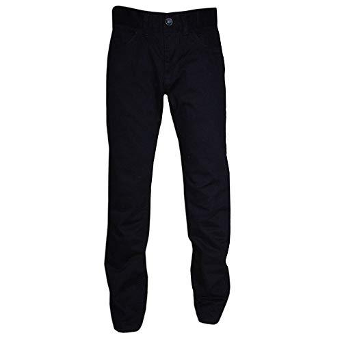 G.O.L. - Sportliche festliche Anzughose Stoffhose Jungen, schwarz, Größe 164