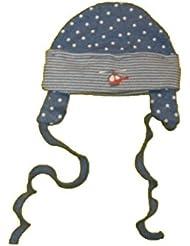 Babymütze Sterne GOTS von EBI&EBI (0-3 Mon.)