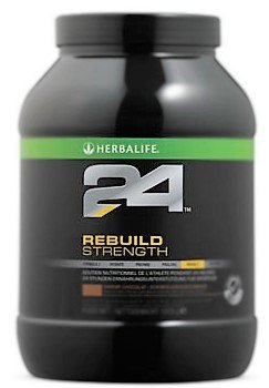 Herbalife Rebuild Strength Protein Drink – Chocolate flavour – 1000g – Cristiano Ronaldo