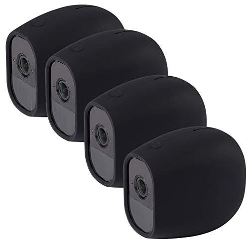 Arlo Pro Smart Security case by Holaca, 4pcs silicone protettivo set per Arlo Pro Smart telecamere senza fili