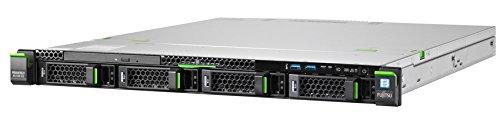 FUJITSU PRIMERGY RX1330 M3 XEON E3-1270V6 2x16GB DDR4-2400 UNB w/o HDD SFF DVD-RW RMK 1x 450W HP PRAID EP420i 1J VOS