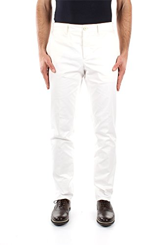Preisvergleich Produktbild Hosen Prada Herren Baumwolle Weiß SPE12BIANCO Weiß 46
