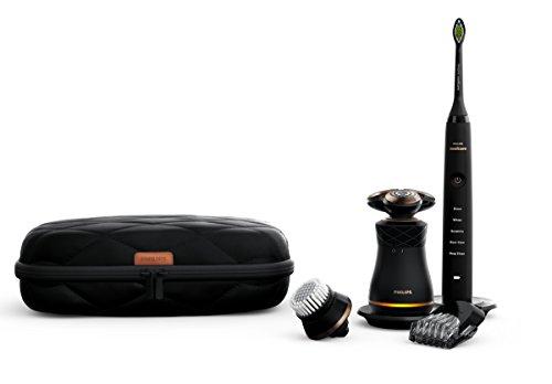 Philips IconiQ Special Edition Rasierer und Schallzahnbürste S8880/68