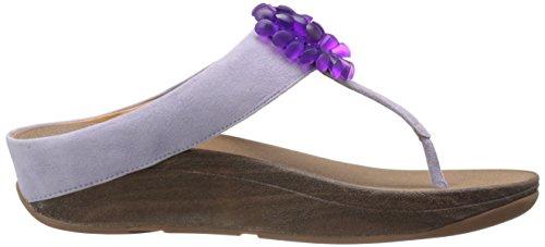 FitFlop™ Womens Fiore Lilla di Estate Sandali II Summer Lilac