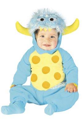 Disfraz de Monstruo (Talla 1-12 meses)