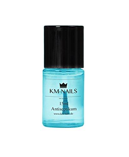 KM-Nails Antiseptikum vobeugend gegen Nagelpilz 15ml (Flasche Antiseptikum)