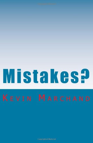 Mistakes?: A collection of short stories