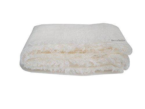 Leinendecke, decke 100% Hight Qualität Leinen Plaid für Sofa und Bett, BeccaTextile.