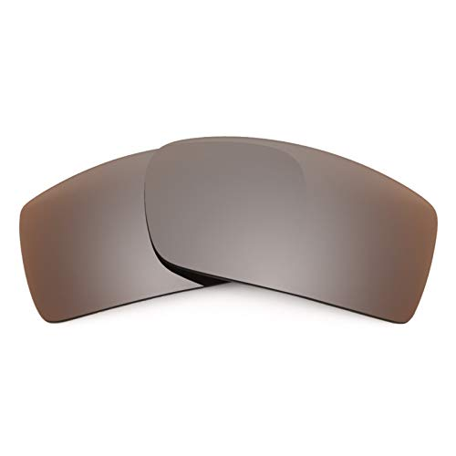 Revant Ersatzlinsen für Oakley Gascan Polarisierung Elite Flash Bronze MirrorShield®