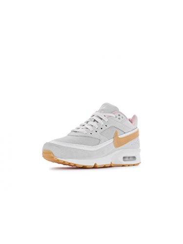 Nike Herren Air Max BW Premium Schuhe Beige (Phantom/Gum Yellow/Light Bone)