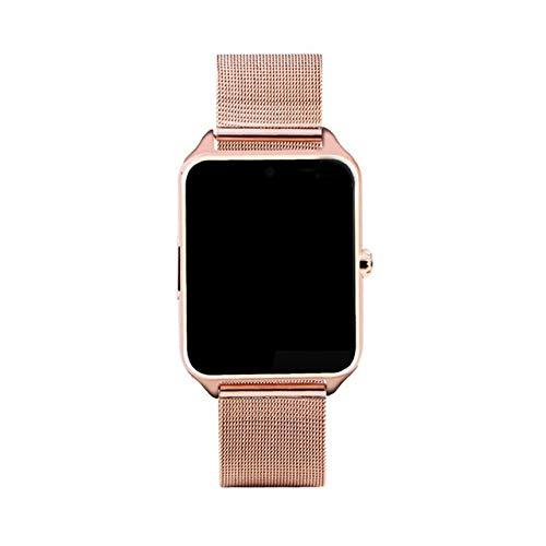 DDGOU Smart Watch GT08 Plus Metallarmband Bluetooth-Armbanduhr Smartwatch Support Watch Multi-Sprachen - Support Watch