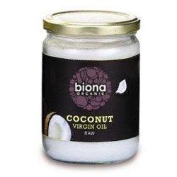 Huile Noix de Coco Vierge Biona Org Raw 200g