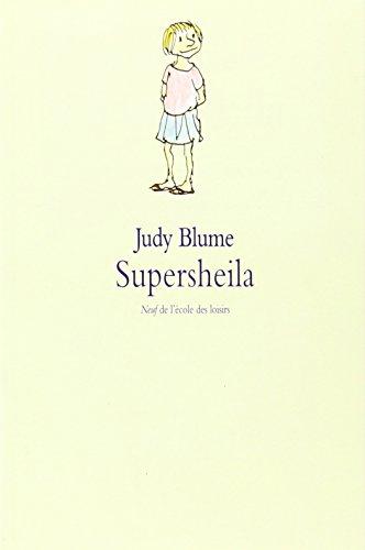 Supersheila par Judy Blume