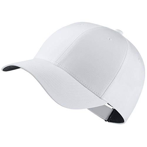 Nike Kappe Dri-Fit Legacy 91, White/Anthracite/(Black), One Size, 892652-100 -
