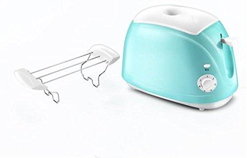 Große Elektro-röster (Happybeauty 2 scheiben Toaster mit Cancel / Defrost / Reheat Funktion, 750W, extra Wide Slots und Custom Toasting Einstellungen mit Edelstahl Gridiron)
