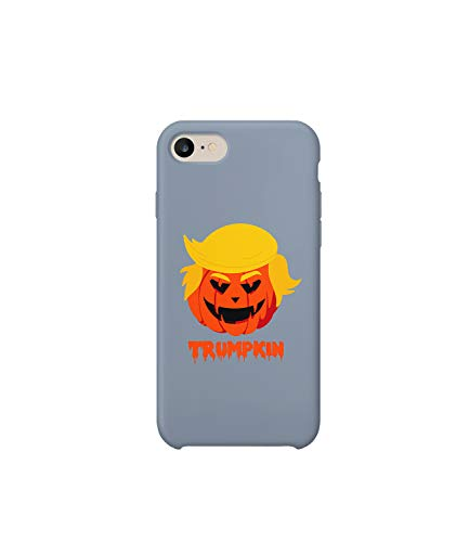 Trumpkin Trump Pumpkin Halloween Scary Funny MT_003015 Protective Case Handyhulle Handyhülle Schutz Cover Hülle Kompatibel Mit iPhone XR Funny Gift Christmas Birthday Novelty