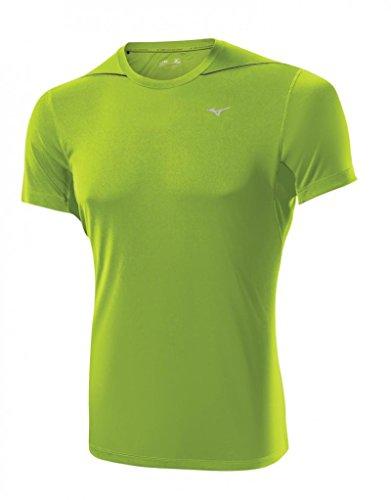 Mizuno Herren Core Tee T-Shirt Grün