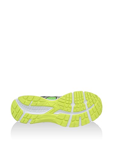ASICS Gel-Oberon 9, Herren Outdoor Fitnessschuhe flash green / silver / emerald green