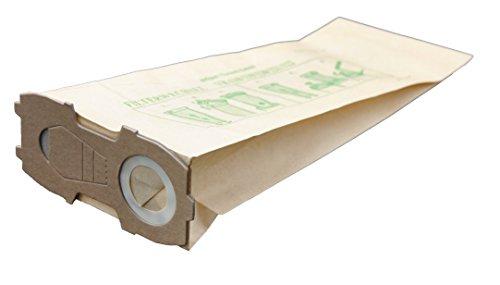 30 Staubsaugerbeutel geeignet für Vorwerk Kobold 118 119 120 121 122 , mit EXTRA STARKEM FLANSCH (fast 4 !! mm)