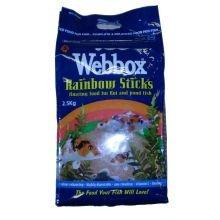 PET-576675 Webbox Sticks arc (2,5kg) de