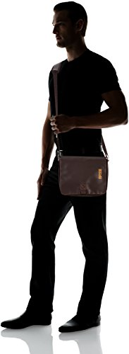 Bree Collection - Punch 61, Chrome, Shoulder Bag, Borsa A Tracolla, unisex Marrone (mocca 880)
