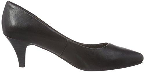 Tamaris - 22428, Scarpe col tacco Donna Nero (Nero (Black 001))