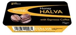 Honey Halva with Espresso Coffee 75g