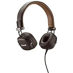 Marshall Major II Casque Audio Filaire - Marron