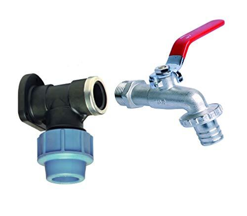 Schlauchanschluss Kunststoff Bewässerung
