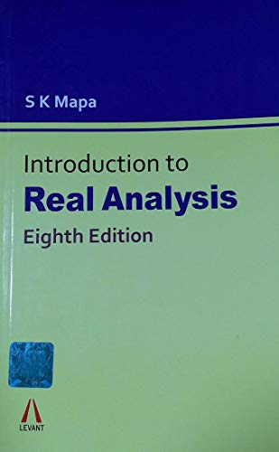Introduction to Real Analysis, 8th Edition