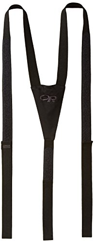 Outdoor Research Suspenders black one size (Strapse Outdoor Research)