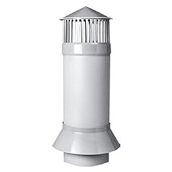 Toit de purge–Système d'aération DN 160–500mm–9–3071–500–40–01–03