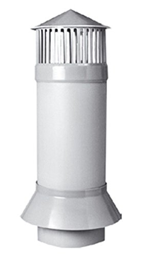 Toit de purge–Système d'aération DN 160–1000mm–9–3061–000–40–01–03