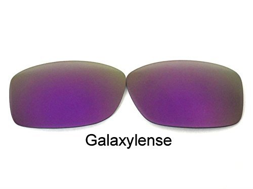 Galaxis Ersatzgläser Für Oakley Jupiter Squared Lila Polarisierend,GRATIS S&H - Durchsichtig, regular