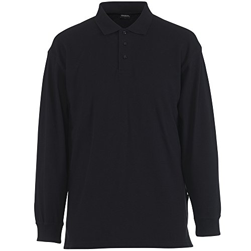 Preisvergleich Produktbild Mascot 50206-857-A88-L Polo-Shirt Manila, graphitblau, L