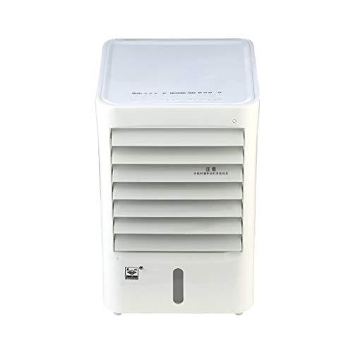 Gmjay Refrigerador de Aire Portátil 9 Horas Temporizador Y Tanque de Agua de 4,5 litros...