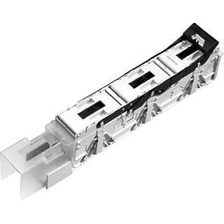 Braun-ABN ABN NH23p Mehrfachsteckdose von Sicherungen, 400A EH243AAB, New City