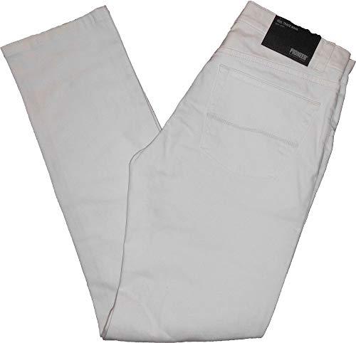 Pioneer Stretch Jeans 9807.10.1144 - Ron White/Weiss, Weite/Länge:33W / 32L