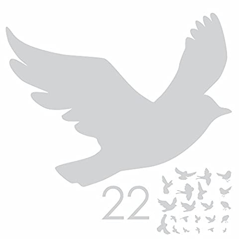 22 silhouettes d