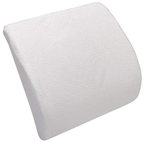 Pikolin Home - Almohada viscoelástica lumbar, firmeza alta, 34x39cm
