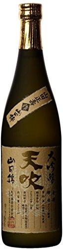 Amabuki Premium-Sake (Reiswein) Himmelswind, Daiginjo (1 x 0.72 l)