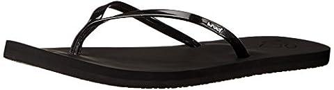Reef Women's Reef Bliss Thong Sandals, Black, 8 UK