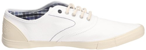Jack & Jones Jj Spider, Chaussures Sport Hommes Blanc (blanc (option Blanc))