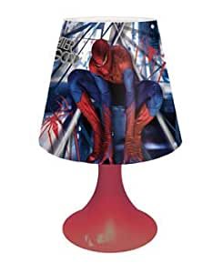 LAMPE DE CHEVET Spiderman 17 x 30 cm